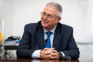 Antonio Magi, presidente Ordine dei medici chirurghi e odontoiatri di Roma