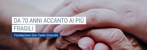Fondazione Don Gnocchi, la nuova convenzione di Galeno