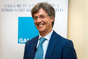 Maurizio Atzori, socio di Cassa Galeno