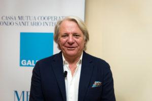 Giuseppe Fuschini, socio di Cassa Galeno