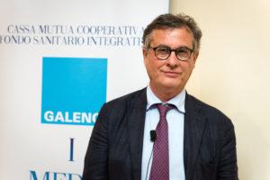 Edoardo Nanni, socio di Cassa Galeno