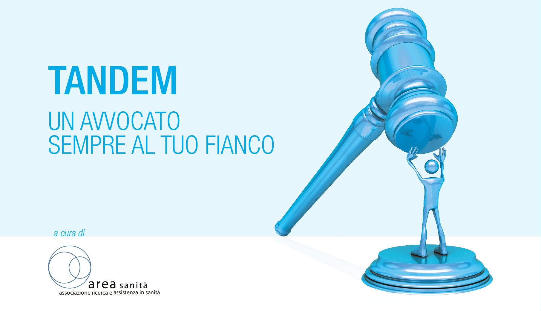 Tandem è il servizio di assistenza legale medici offerto da Cassa Galeno ai propri soci