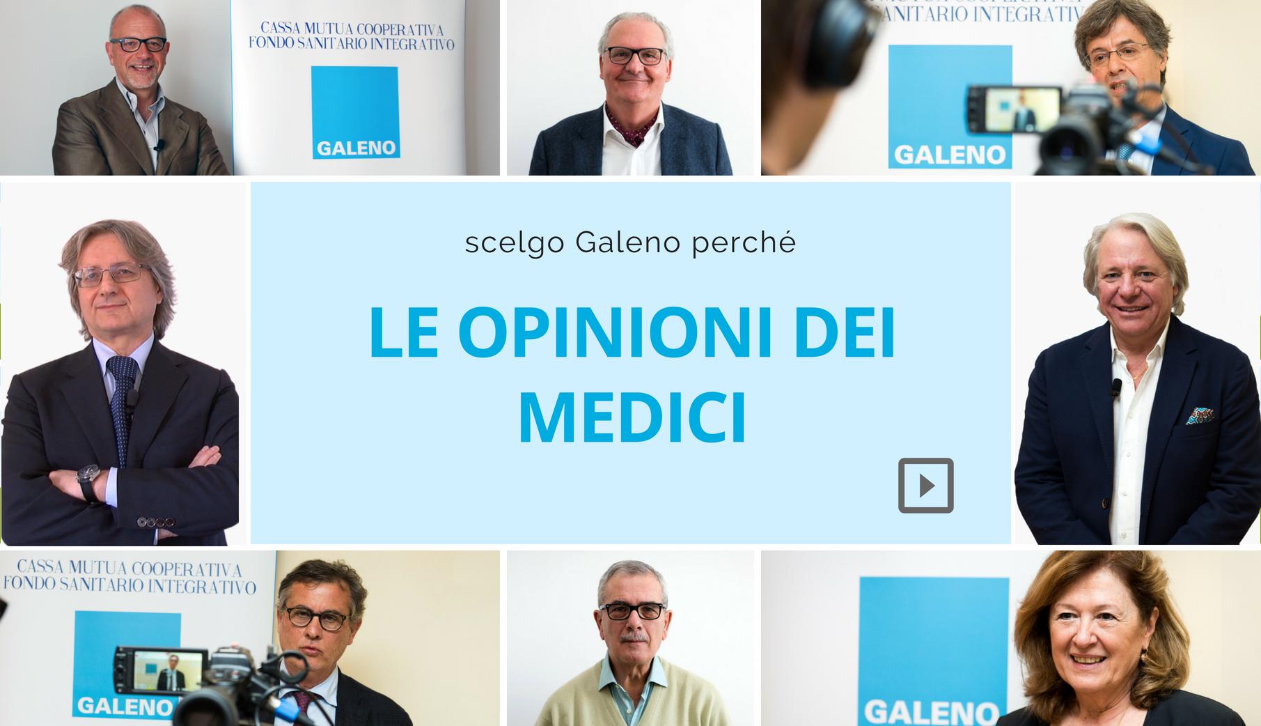Cassa Galeno opinioni