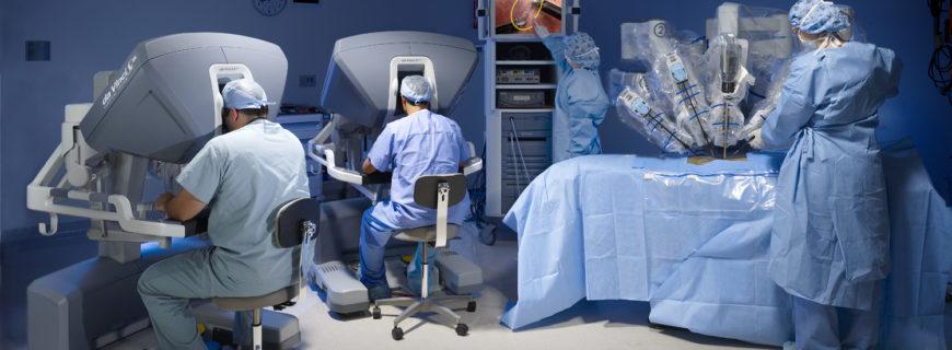 La robotica in chirurgia e medicina