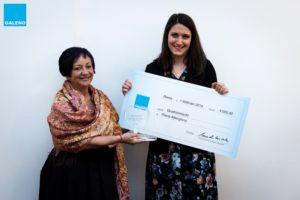 Flavia Alberghina è una di vincitori del premio Cantamessa per giovani medici. Con la borsa di ricerca ottenuta si occuperà di ortopedia pediatrica in Malawi