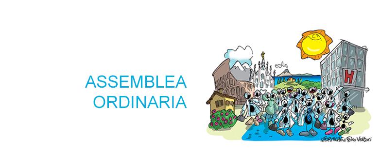 Assemblea ordinaria dei soci Galeno 2019