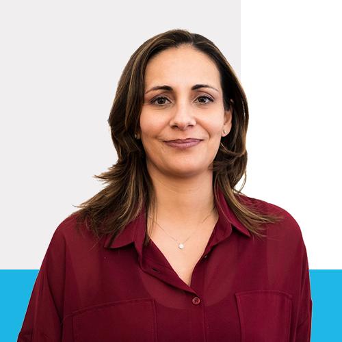 Elisabetta Perre, responsabile servizio assistenza soci