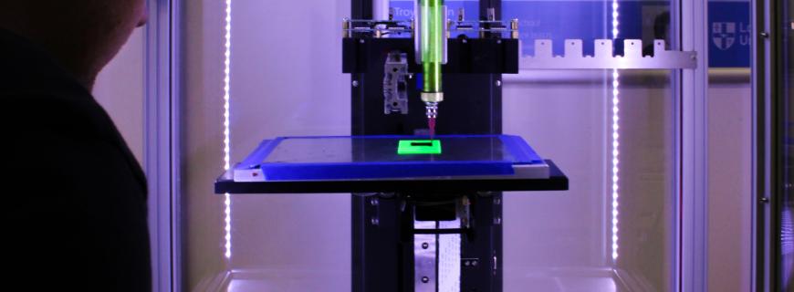 3DBioprinting: l'utilizzo delle stampanti 3D nella Medicina Rigenerativa