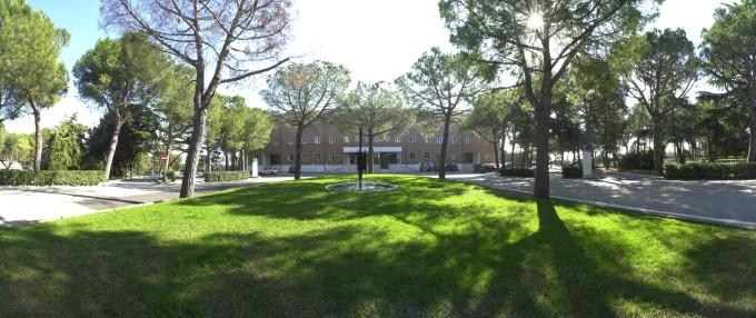 La casa di cura Villa Serena del dott. L. Petruzzi in convenzione