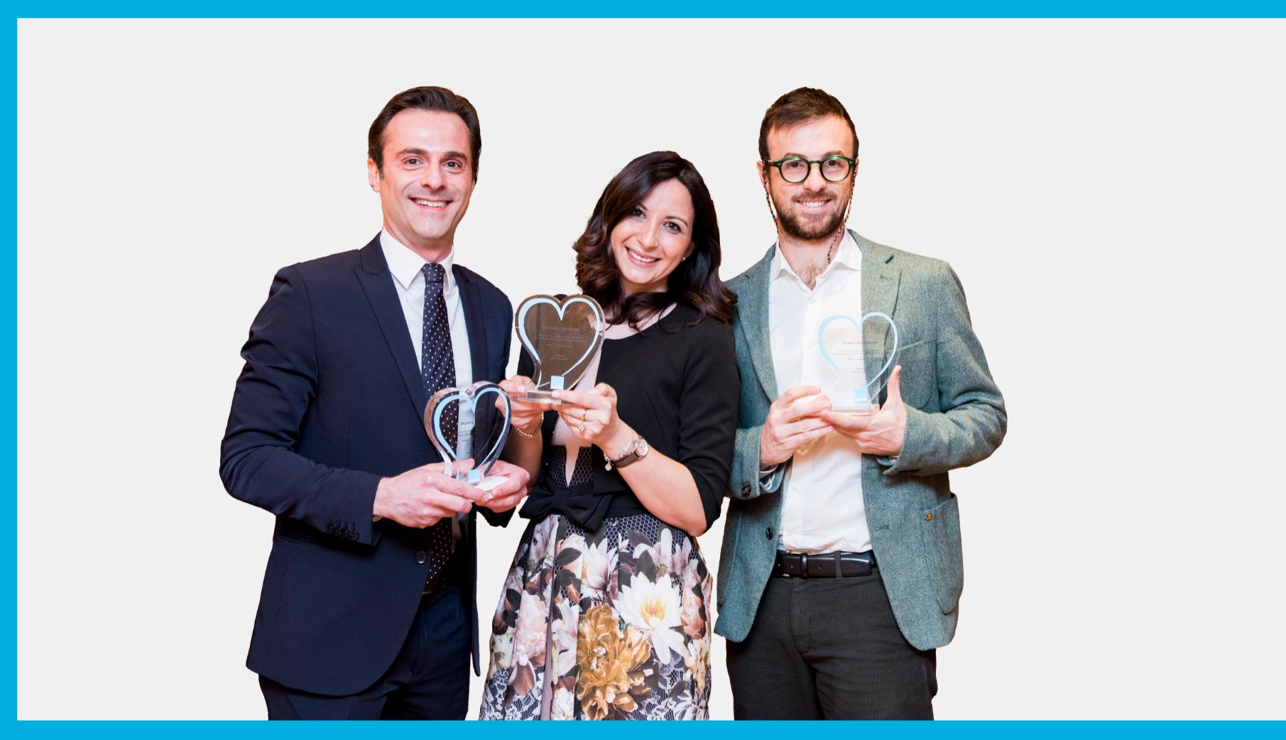 Premio Cantamessa 2019