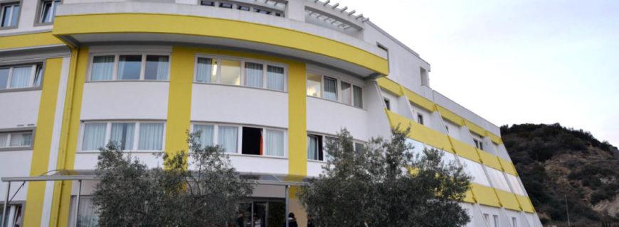 Romolo Hospital di Crotone: attività temporaneamente sospesa